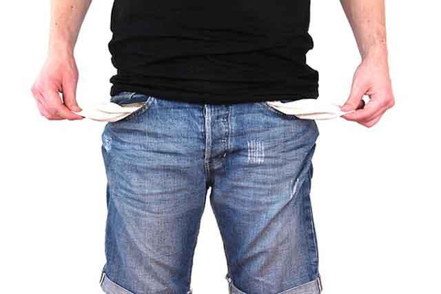 Manglende lønudbetaling