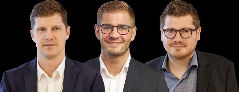 Jeppe Ravn - Jeppe Flensborg - Niels Bjerre